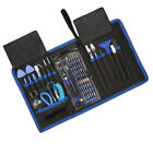 Professional Precision Electronic Repair Tool Kit For PC iPhone Tablet 80 In 1