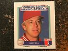 Buddy Bell Reds 1988 Kenner Starting Lineup Talking Baseball CARD ONLY