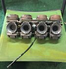 1990 88 91 SUZUKI KATANA GSX 600F GSX600 CARBURETORS CARBURETOR Complete Set