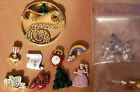 NEW Origami Owl Wizard of Oz SOLD OUT Charms Plate Lot Rainbow Emerald City Ruby