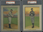 1910-11 T3 Turkey Red Baseball Cabinet Cards 65