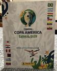 Panini CONMEBOL Copa America Brasil 2019 Official Sticker Album + 1 Box