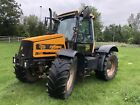 JCB 2135 Fastrac Year 1999 Only 8521 Hours 36mph Excellent Machine Tractor