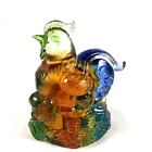 Amore Jewell Chinese Zodiac Collection New Rooster Liuli Crystal Glass