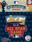 2014 All Star Game Official Minnesota Twins MLB Sleeve Jersey Logo Patch