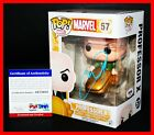 !! Autographed James McAvoy signed Marvel Professor X X-men Funko POP PSA JSA !!