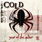 Cold : Year Of The Spider [Limited Edition w/ Bonus DVD] (Clean) CD