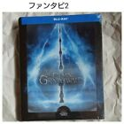 Fantastic Beast And The Birth Of Black Wizard Steelbook Blu Ray F S From Japan