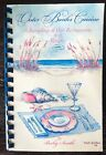 Outer Banks Cuisine A Sampling of Our Restaurants Cookbook SIGNED By Author