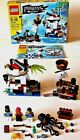 LEGO PIRATE SET 70410 SOLDIERS OUTPOST COMPLETE W BOX INSTRUCTIONS MINI FIGURES