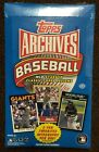 2012 Topps Archives Baseball Sealed Hobby Box