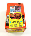 1980 Topps Giant Movie Pin Up Posters Full Box Star Wars Empire Grease Rocky