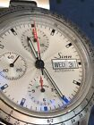 Sinn 303 Automatic chronograph, newly serviced