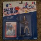 1988 Pedro Guerrero Los Angeles Dodgers First Year Starting Lineup near mint