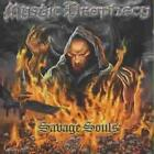 MYSTIC PROPHECY - SAVAGE SOULS USED - VERY GOOD CD