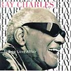RAY CHARLES - STRONG LOVE AFFAIR USED - VERY GOOD CD