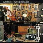 Pat Travers : Putting It Straight CD (2004) Incredible Value and Free Shipping!
