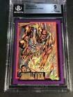 SHAQUILLE O'NEAL SHAQ 1993 CLASSIC #SS1 SUPERHEROES INSERT MINT BGS 9 VERY TOUGH