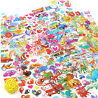 5pcs Cute Cartoon Scrapbooking Bubble Puffy Stickers Reward Children Gift Toys