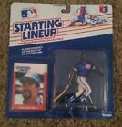1988 Leon Durham Chicago Cubs Starting Lineup first piece near mint/mint