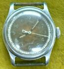Running Mido Super-Automatic Multi-Fort Military Wristwatch Sec. Hand Not Moving