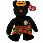 TY Beanie Baby - SCARES the Bear (BBOM October 2006) (8 inch) MWMTs Stuffed Toy