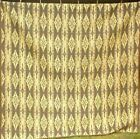 BRILLIANT QUILTED WHOLECLOTH TRIBAL SOUTHWEST NATIVE CULTURAL QUILT WOWWW