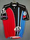 MENS VINTAGE SHIRT CASTELLI ORIGINAL ITALY CYCLING BICYCLE BIKE JERSEY SIZE XL