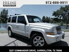 2006 Jeep Commander Limited Bright Silver Metallic Jeep Commander with 153814 Miles available now!