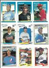 1987 90 MINT Fleer Baseball Card Sets Lot of Four Stunning Condition
