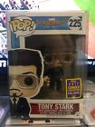 Funko Pop! Spiderman Homecoming Tony Stark 2017 Summer Convention Exclusive