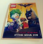 LEGO Batman Movie Official Annual 2018 Book with Exclusive Mini Figure