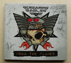 SCREAMING EAGLES FROM THE FLAMES (SIGNED DIGI) CD 2014 IN DIGIPACK SIGNED ON THE