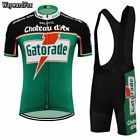 Hot Classic retro 2018 pro team Mens Cycling Jersey short sleeve Breathable