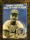 Brand New Sealed Dodgers Tommy LASORDA SGA Hall Of Fame Plaque- NIB