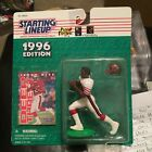 F50 1996 JERRY RICE 49ERS Starting Line Up NIB FREE SHIPPING