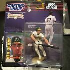 F50 1999 BEN GRIEVE A'S Starting Line Up NIB FREE SHIPPING