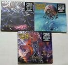 Malevolent Creation Lot of 3 CDs The Ten Commandments Stillborn Retribution