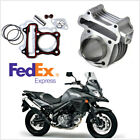 47MM Big Bore Cylinder Piston Ring Kit For 50CC to 80CC 4 Stroke Motorcycle USA