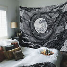 Sun Star Moon Tapestry Mandala Wall Hanging Boho Tapestries Bedspread Home Decor