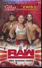 2 BOX LOT 2019 TOPPS RAW WWE SEALED HOBBY WRESTLING