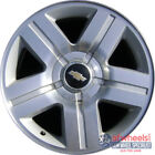 20x85 Hollander 5291 For 2007 2011 Chevy Avalanche 1500 Mach Silver Refurbished