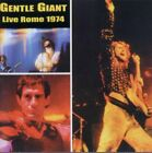 Gentle Giant : Live Rome 1974 CD (2002) Highly Rated eBay Seller, Great Prices