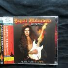 Yngwie Malmsteen Perpetual Flame Limited Edition Dvd High Sound Quality Shm-Cd