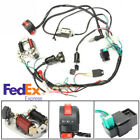 US Ship CDI Wire Harness Stator Assembly Wiring For 50cc 125cc ATV Electric Quad