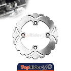 Brake Disc Rotor Rear x1 For HONDA ST1100 PAN EUROPEAN / ABS-CBS-TCS 90-96