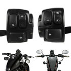 Motorcycle 1 Handlebar Turn Signal Control Switch For Harley XL883 Sportster US