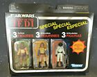 Star Wars Vintage Collection Skiff Guard 3 Pack Action Figure Set VC 152 153 154