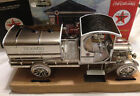 Chrome Edition Texaco 1919 GMC Tanker Truck 1/28 Diecast Metal Bank