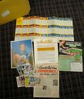RARE 1975 Topps Sports Fan Club Football Package in Original Mailing Envelope